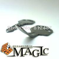 Ellusionist shift self bending key - origina item without box  / Psy key  - close-up mentalism magic trick / wholesale
