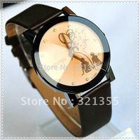 (s) Original Brand Fashion Lover's Watch Women girls Ladies PU Leather band Dress Quartz Watches Relogio Feminino