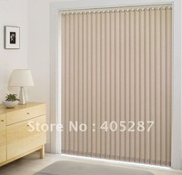Vertical Blinds/Shade,Polyester, Half Shading Fabric