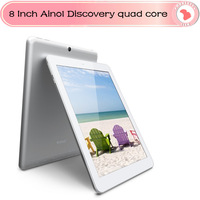 Ainol discovery  novo 8 Quad Core 1.5GHZ Capacitive Screen Tablet PC Android 4.1 Dual Camera HDMI  2GB RAM DDR3 16GB
