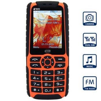 XP3500 Phone With Power Bank Dual SIM Card Senior Flashlight Big Speaker 2.4Inch Phone PK X6 B30 (Can Add Russian Keyboard)