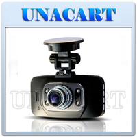 GS8000 1080P Ultralarge 2.7 Inch Screen Wide-angle 170 Degrees +GPS Logger  G-sensor Driving Recorder H.264 HDMI Ambarella