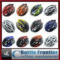 20colors man woman 57-62cm adjustable mtb road bicycle cycling helmet/head gear protector white,blue,titanium,orange bike parts