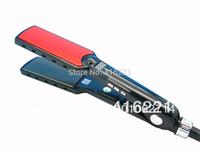 "360 ROTATING 1.5"" Inch Titanium Hair Straightening Flat Iron Regular 450F US Plug 107"