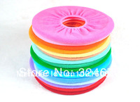 Toilet seats Color flocking toilet cover free shipping 5pcs/lot