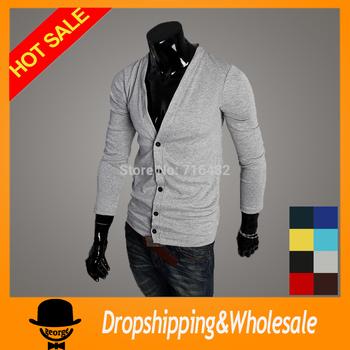 Мужская Новый Повседневная Зимний свитер пиджаки Куртка мужская марка Slim Fit Кардиган открытом воздухе Платье Костюм Рубашка M ~ XXL X - 407