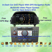 2012 Opel Antara Car DVD Player ,with GPS Navi,Multimedia Video Radio Player system+Free GPS map+Free Camera!!!