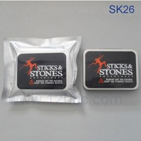 SK26-C Camping Outdoor Survival Kit 10pcs