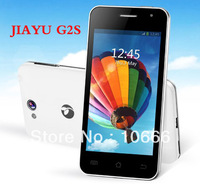 JIAYU G2S black in stock SG post Free shipping MTK6577T 1G RAM 4G ROM dual core 1.2G Wcdma 3G Android 4.1,4.0 OGS IPS SCREEN GPS