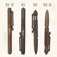 W/BOX LAIX B1 B2 Tactical Defense Survival Portable Survival Pen 4 design Camping Tool 6061-T6 Aviation Aluminum Freeshipping