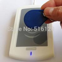 Free Shipping(1 Pc) 13.56Mhz USB RFID Reader Writer + 3 Pcs 13.56Mhz RFID Card keyfobs + SDK + Software eReader V4.2