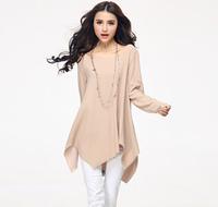 XL XXL XXXL 4XL Women Plus Size Long Sleeve Flower Lace Spring Autumn Knee-length Dress Brand Ruffle Layered Cake Chiffon Dress