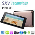 WCDMA phone call Tablet PC 7 Inch IPS Screen PIPO U3 3G RK3066 Android 4.1 8GB Dual Camera Bluetooth HDMI tablet pc