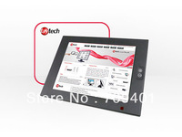 "10.4"" waterproof dustproof touch screen monitor ip65 high brightness"
