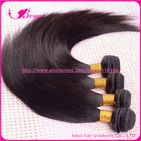 Unprocessed Peruvian virgin hair extensions rosa hair products peruvian hair 4pcs lot,human hair weave straight free shipping