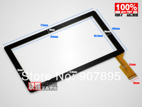 """Minimum $3 7inch 7"""" capacitive panel touch screen digitizer glass for All Winner A13 Q8 Q88 Tablet PC MID BSR028-V3 KDX CZY6075A"""