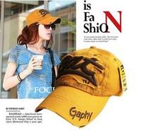 Hot ! 2013 New Adjustable Camp Baseball Team Caps Sun-shading For men women children