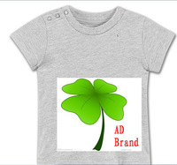 2013 children's t-shirt short sleeve sport t shirt  in stock wholesale 5pcs/lot