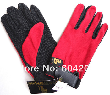 MH outdoor winter male and female models thick rubber gloves cycling sports gloves warm fleece full finger gloves
