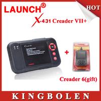 [New Arrival] 2015 LAUNCH Creader Professional Creader vii+ Original Auto Code Reader Scanner LAUNCH Creader 7+ Update on line