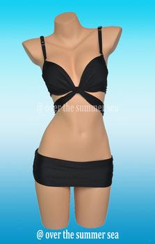 Сумасшедший продвижение пляж бикини сексуальное повязку росту лента для волос купальники женщин 2014 купальник пляжная одежда бесплатная доставка