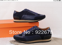 Hot sale new men's casual sneaker,fashion brand sport shoes,high quality genuine leather athletic shoes,free shipping size 38-46