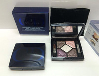 2014   NEW 5 color eyeshadow palette (2pcs/lot)