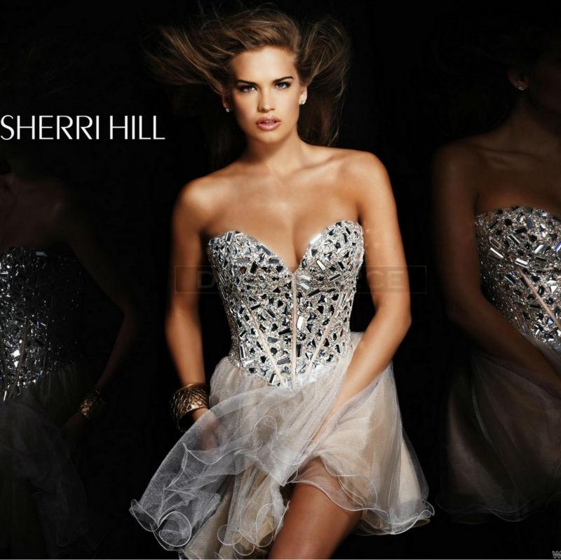 Vestidos de Fiesta Cortos 2013 Sherri Hill Vestidos Cortos de Sherri Hill