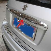 Chrome Rear Trunk Lid Cover TRIM FOR 2007-2012 SUZUKI SX4 crossover (Hatchback)