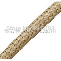 Korean Wax Polyester Cord,  DarkGoldenrod,  2mm; about 90yard/roll
