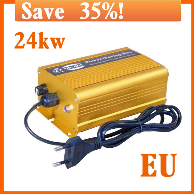 Free Shipping! power saving 24KW Save Electric Energy Power Resources,up to 35% use easy, Energy Power saver(China (Mainland))