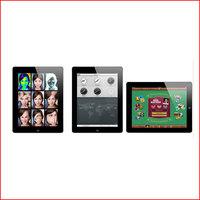 Fedex DHL Freeshipping 500 Pcs/Lots Ultra Clear LCD Screen Protector Guard Film Shield Cover For iPad 2 iPad 3 iPad 4
