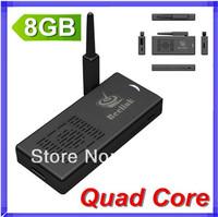 [Free External WIFI Antenna ] 2GB RAM 8GB MK908II RK3188 Quad Core Android 4.2.2 Smart Mini TV Box IPTV HDMI mini PC Stick