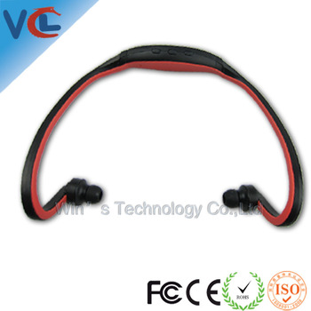 Fashion Sports Wireless Headset Earphone Headphone for Phone PC Accessories, Free / Drop Shipping