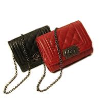2013 NEW fashion brand mini women's handbag vintage black messenger bags wholesale free shipping