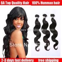 Virgin Malaysian body wave hair 3pcs lot Human Hair Extensions Malaysian virgin hair shop sew in weave