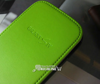 Gift Screen Film!! Genuine Flip Leather Case Cover For Samsung Galaxy S4 Cases i9500-Free Shipping