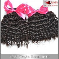 """DHL Free shipping 100% Indian virgin hair afro kinky curly hair weave 6A Queen hair production 3pcs/ lot 8""""~32"""""""