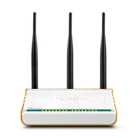 Wireless router WIFI repeater home networking access point 300Mbps 802.11 b/g/n Tenda W304R English firmware free shipping