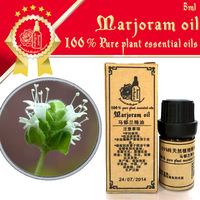 Free shopping 100% Pure plant essential oils marjoram essential oil 5ml antibacterial suitable for the treatment acne
