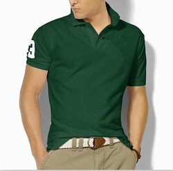 Free Shipping 2013 New Mens T Shirt +Men's Short Sleeve T Shirt slim fit ,Polo shirt cotton M-XXL(China (Mainland))