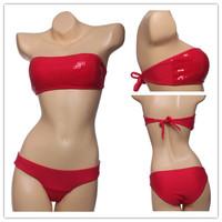 2014 New beachwear beach dress Sexy Bikini Women Swimwear Famous Brand Free Shipping Fashion Shining Bling Swimsuit Gift