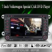 7 Inch VW Skoda/Turan/Tiguan/Golf/Polo/Scirocco/Eos/T5 Transporter/Yeti/Roomster/Fabia Two DIN Car Radio / GPS Navi / BT / DVD