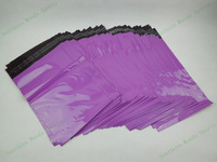 Free Ship 20*35CM 100pcs/lot purple Express Bag Poly Mailer Mailing Bag Envelope Self Adhesive Seal Plastic Bag,more tenacious