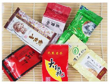 Combination 6 different flavors Fujian Zhangping Shui xian Wuyi cliff Lapsang souchong Da hao pao Tieguanyin tea health drink