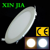 New 3w/4w/6w/9w/12w/15w LED Ceiling Light Super Thin White/Warm White Down Light------Limited Time Offer