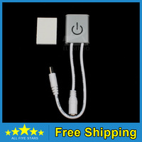 Free Shipping Mini Dimmer iTouch LED Dimmer for single color LED Strip or lamp