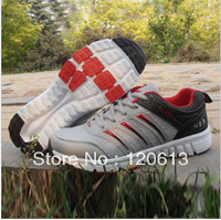 Four seasons  plus size 36-48 running shoes breathable sport shoes athletic for men 2014 new arrival Hot selling