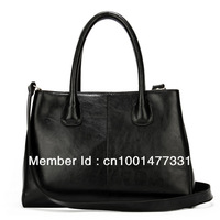 2013 Fashion Cowhide Genuine Leather Bags, Designer Handbags Women's Shoulder Bag Purses Totes Bag BH282+Free Shipping