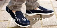 brand crocband men  casual dress office shoes walu canvas shoes fashional men slip on  big size45 M11
